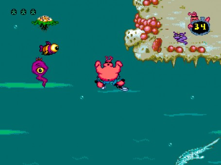 Скриншот №3. Toejam and Earl in Panic on Funkotron