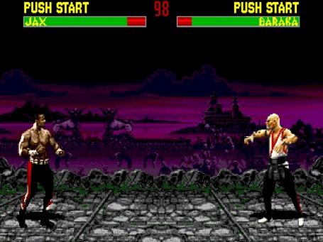 Игра Mortal Kombat 2 Скачать - фото 7