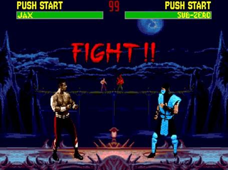 Игра Mortal Kombat 2 Скачать - фото 6