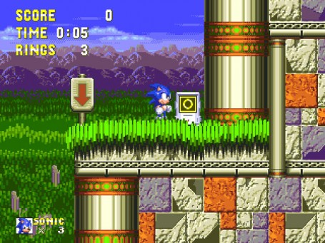 Download sonic 3 and knuckles for android eachnow. Com.