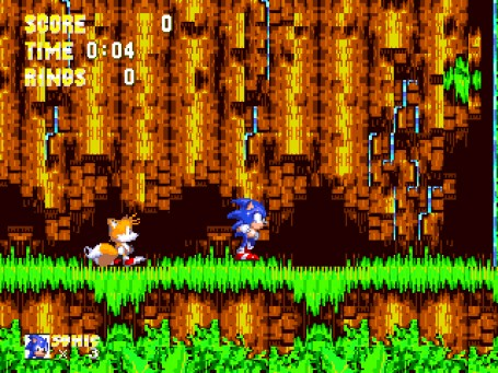 Скриншот №4. Sonic the Hedgehog 3
