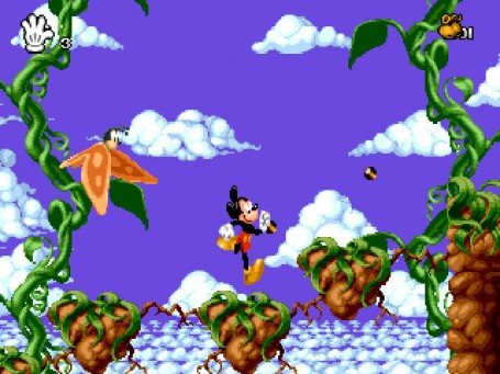 Скриншот №3. Mickey Mania - Timeless Adventures of Mickey Mouse