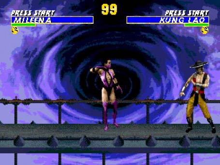 Скриншот №3. Ultimate Mortal Kombat 3