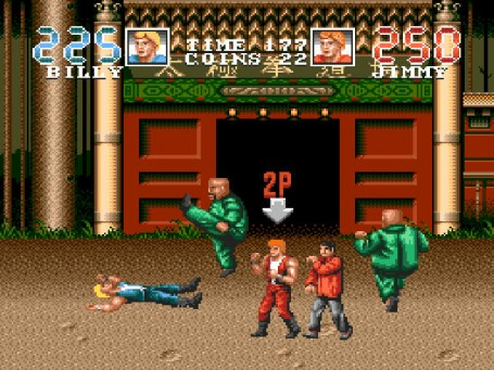 Double Dragon 3 - The Arcade Game