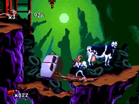 Скриншот №5. Earthworm Jim