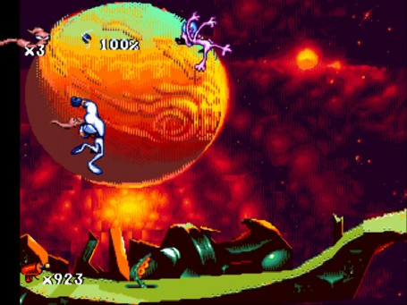 Скриншот №8. Earthworm Jim