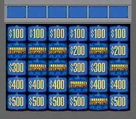 Jeopardy Deluxe