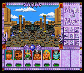 Might and Magic 3 - Isles of Terror