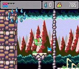Monster World 4