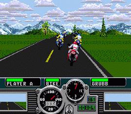 Игры сега road rash 3