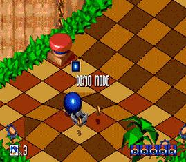 Скачать бесплатно игру Соник в 3d измерении Sonic 3D Blast