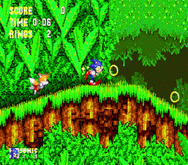 Sonic and Knuckles and Sonic 3