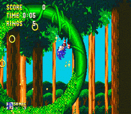 Sonic And Knuckles Игру