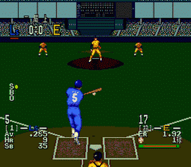 World Pro Baseball 94